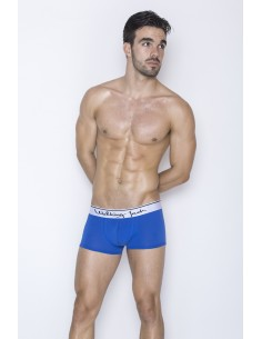 Core Trunks - Blue with white